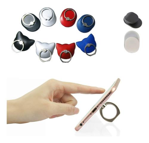1 anillo soporte celular tablet con obsequio - retsam market