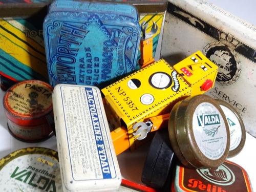 1 antiga lata de pastilhas valda anos 70!!! farmacia
