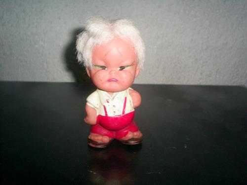 1 antiguo muñeco de goma imperdible