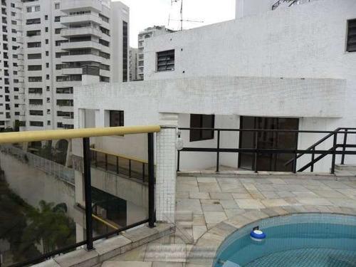 1 apartamento por andar+ 4 vagas!!! - 0909-1