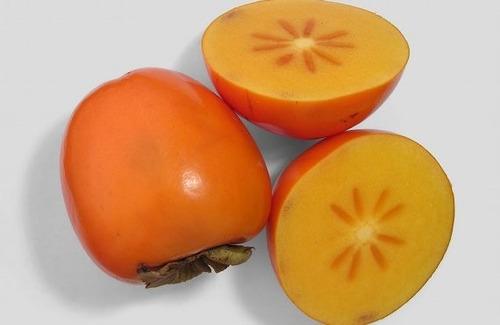 1 arbol persimon, kaki, caqui, persimo frutal de japon