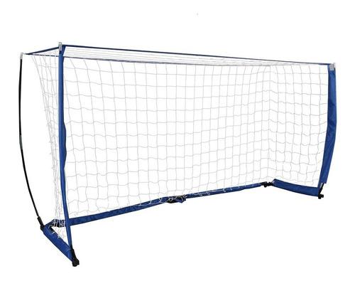 1 arco futbol red desarmable 6x2,2m entrenamiento resistente