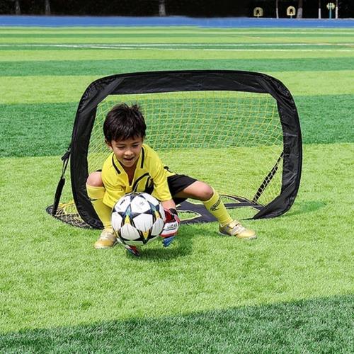1 arco mini red futbol 120x80.cm plegable infantil familiar