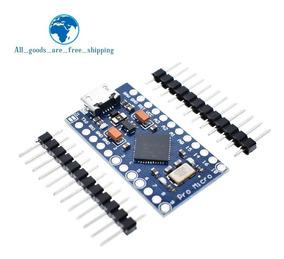 1 Arduino Pro Micro Atmega32u4 16mhz 5v Leonardo Compatível