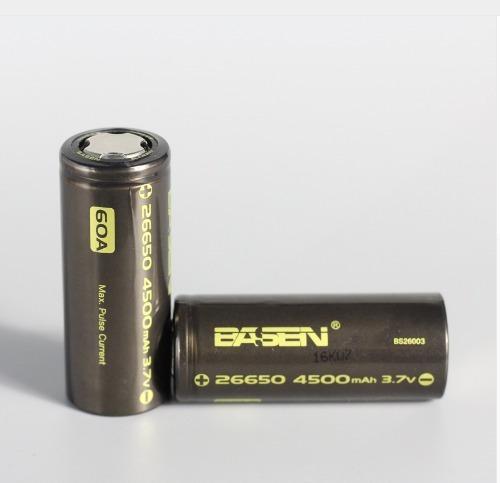 1-bateria 26650 de alto dreno p/ cigarro eletrônico imax 60a