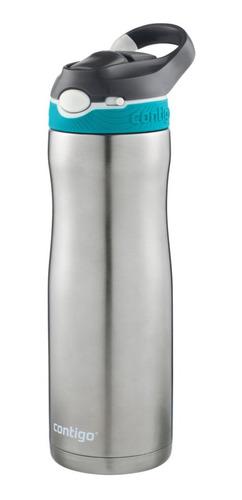 1 botella térmica contigo + botella negra a 150 soles