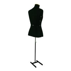 1 Busto Manequim Corte Costura 40 Confecção Com Pedestal H