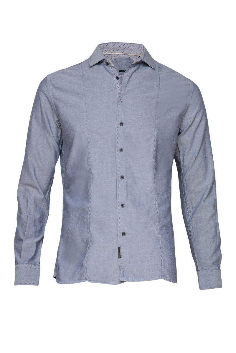 bb4d70157479b 1 camisa color celeste hombre moul modelo jean claro. Cargando zoom.