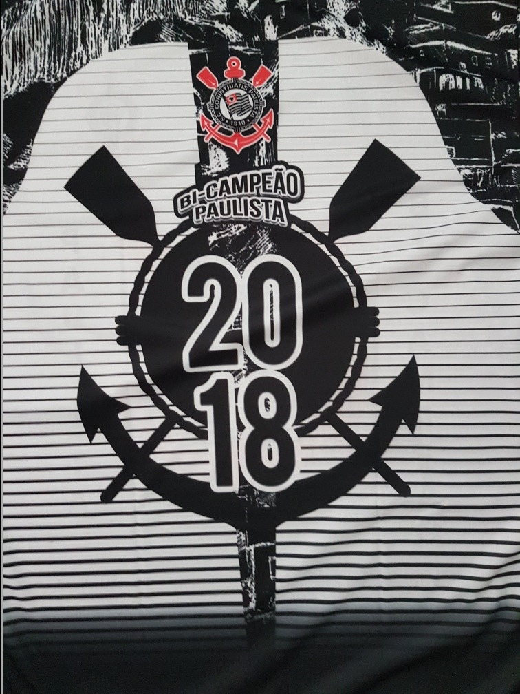 ea0e7091ed7ea 1 camisa corinthians comemoracao campeao 2018+ bandeira+fre. Carregando zoom .
