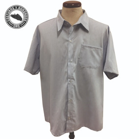 a1cfe0c64 1 Camisa Manga Corta Uniforme Economico