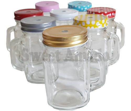 1 caneca e 1 tampas copo caneca ball mason jar sweet amado