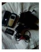 1 celular samsung 811 + 2 cargadores originales + chatarra