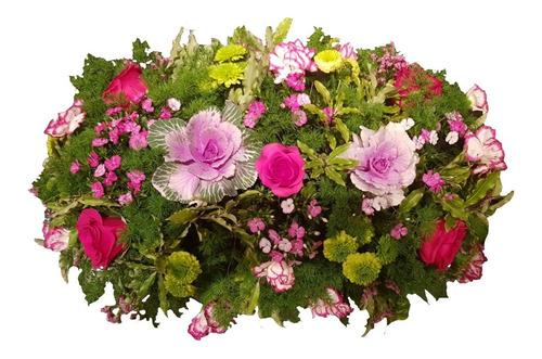 1 centros de mesa arreglos florales natural - eventos
