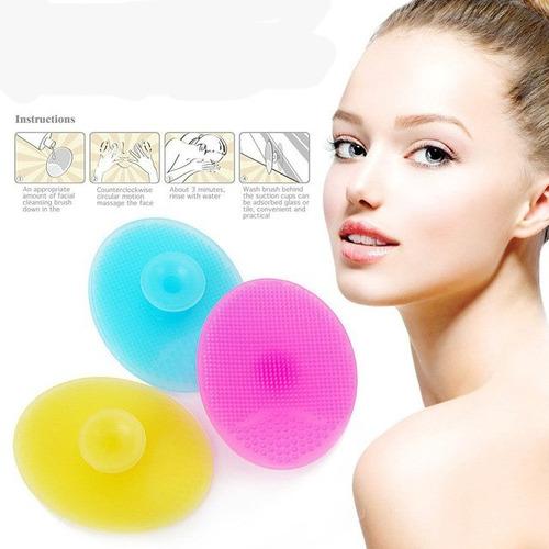 1 cepillo/spa/limpieza facial /exfoliante/