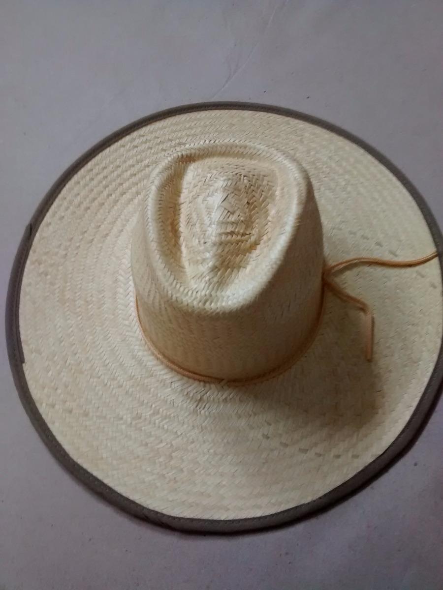 1 Chapéu Palha Rubi Surf Marrom Varejo Aba 12cm 0074 - R  29 a531ac379e2