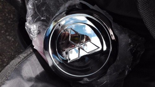 1 copa central de rin montero mitsubishi cromada homologada