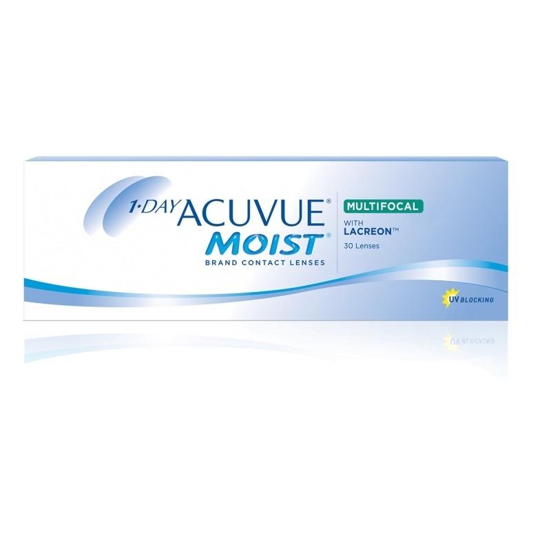 1-day acuvue moist multifocal - caixa com 30 lentes (15 pare. Carregando  zoom. 7fd841e483