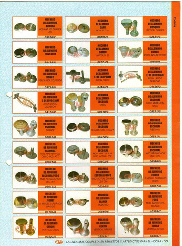 1 diafragma orbis botonera chico 53mm  art.00467/6