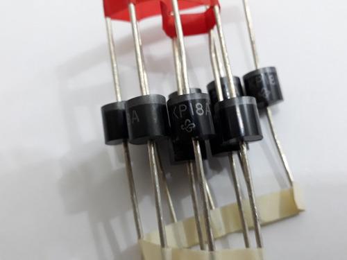 1 diodo 5kp18a  5000w 5kw 18v