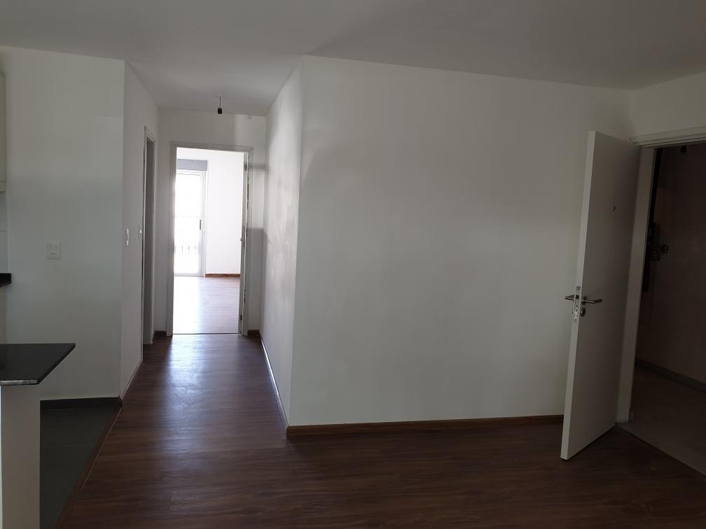 1 dormitorio 50m2 mas parrillero individual