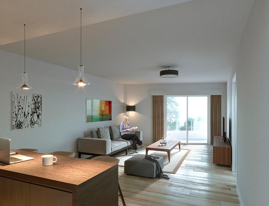 1 dormitorio a estrenar en buceo u503. salentis novum
