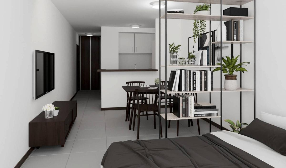 1 dormitorio a pasos de bv. oroño