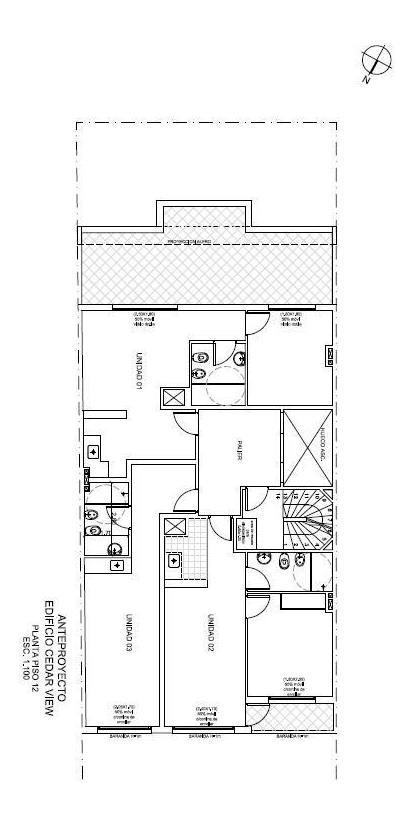 1 dormitorio | av. italia al 2500