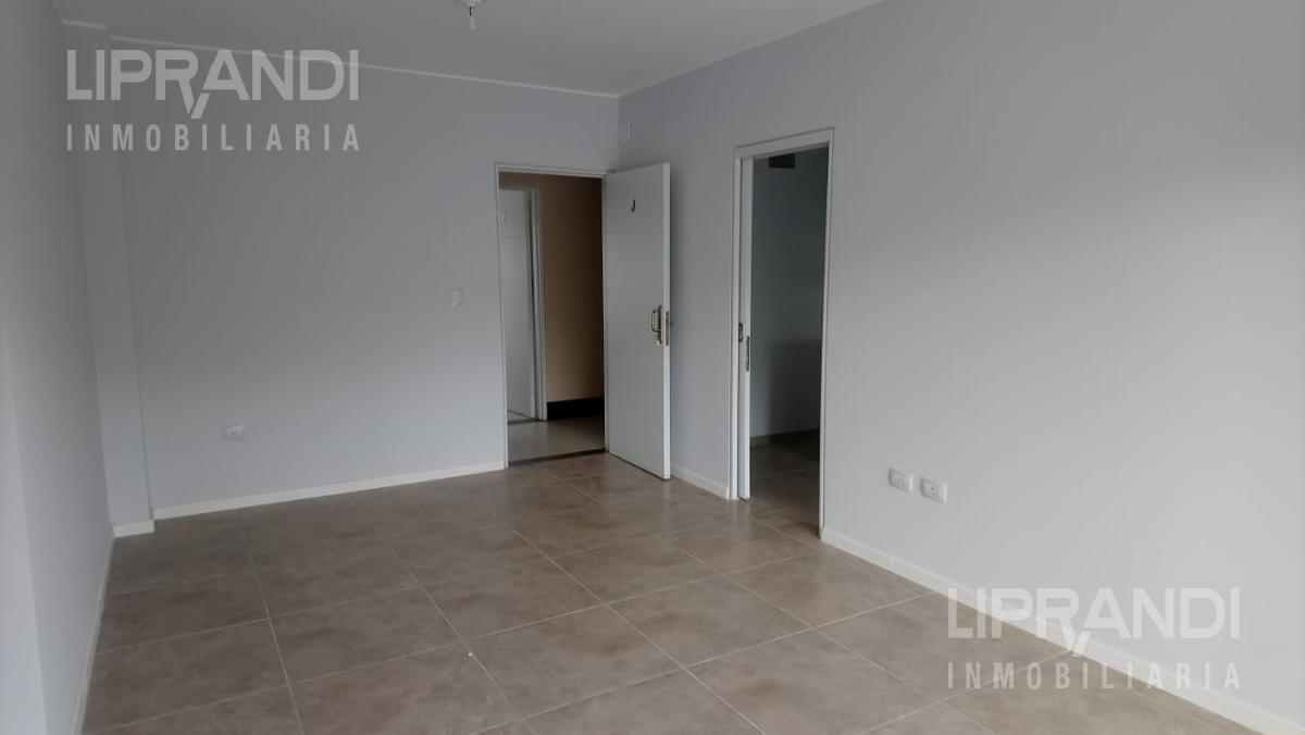 1 dormitorio -  balcon -  cochera - amenities - posesion inmediata