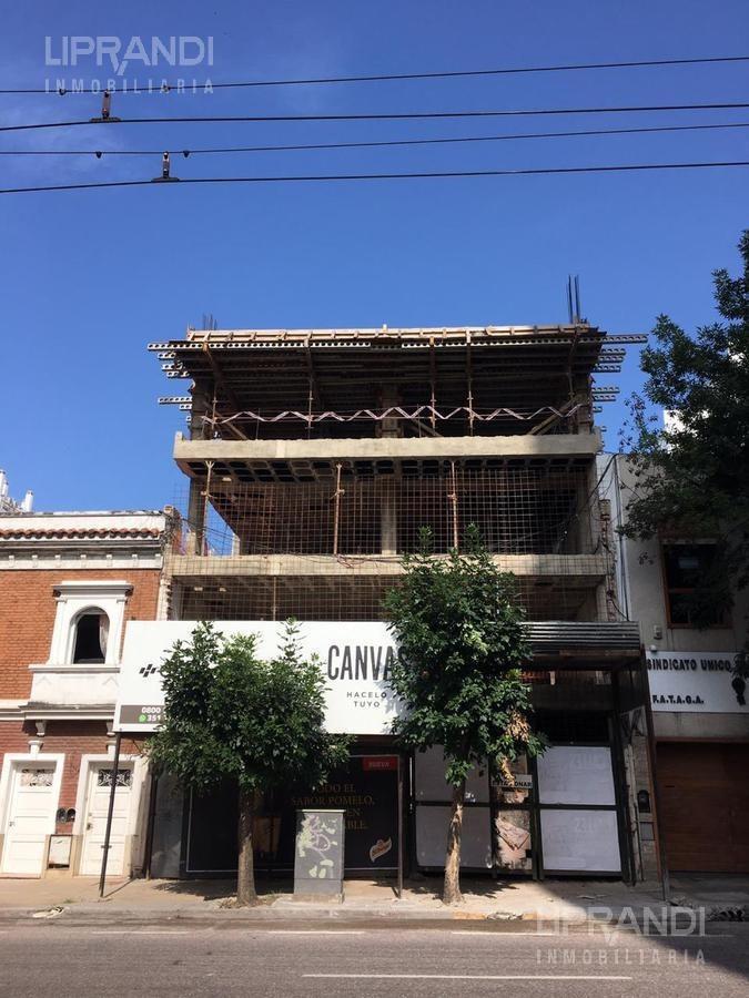 1 dormitorio -  balcon - contrafrente -  financiacion