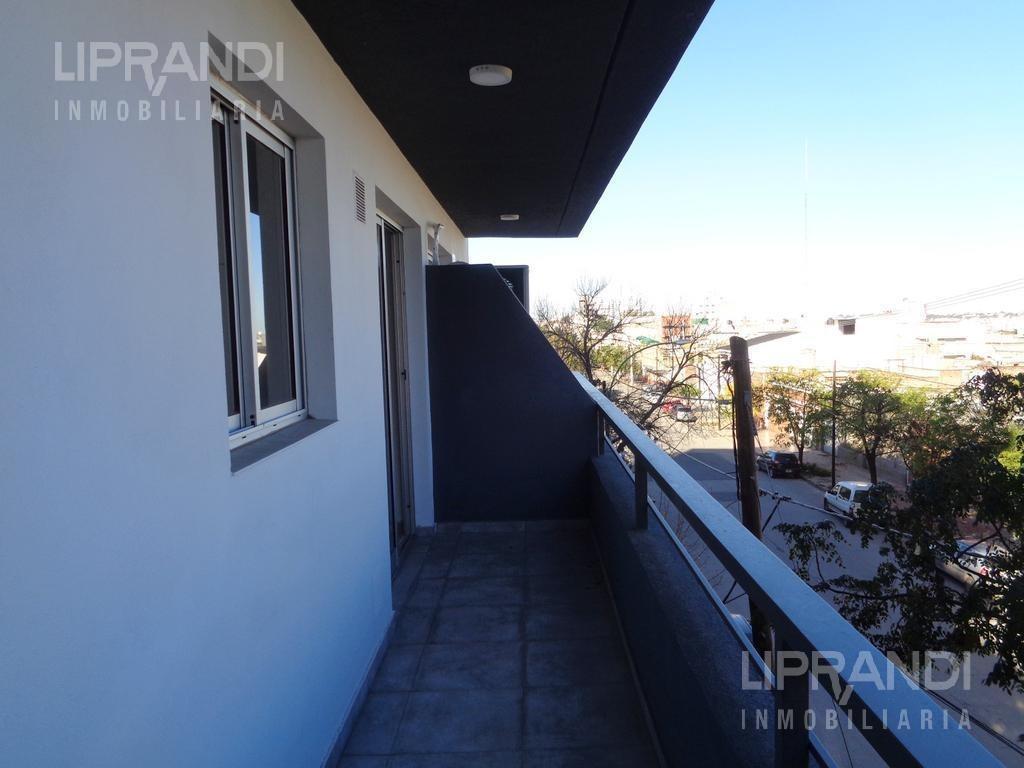 1 dormitorio - balcon - externo