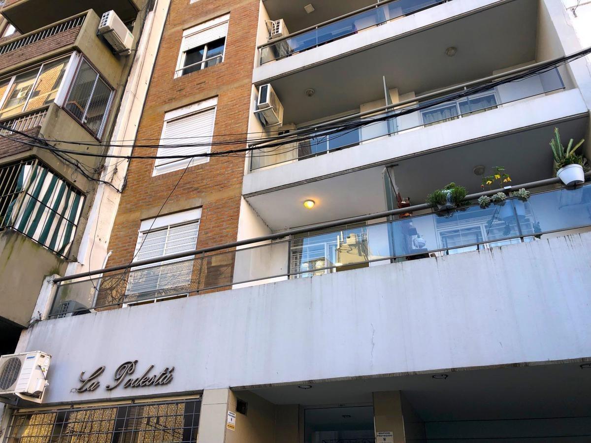 1 dormitorio | balcón terraza
