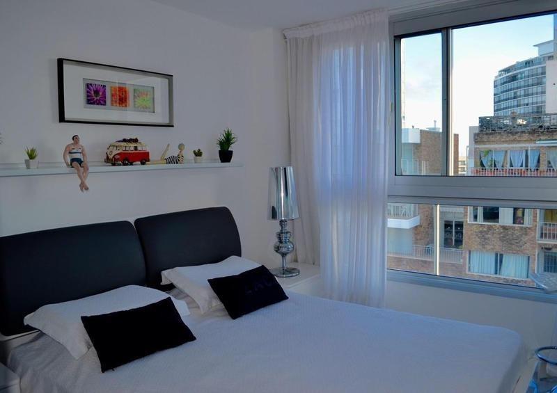 1 dormitorio   calle 17 (el estrecho)