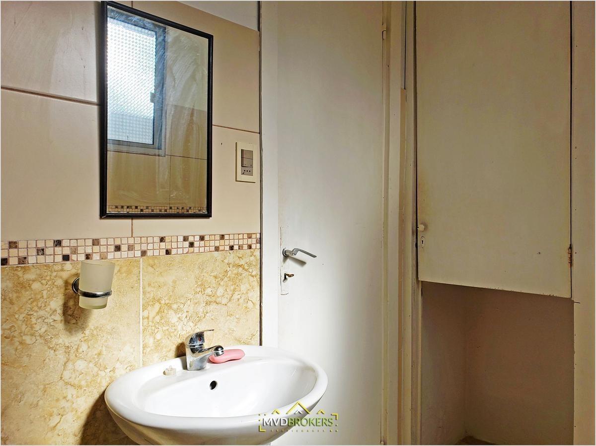 1 dormitorio con balcón en pocitos! con renta!inversión ideal!