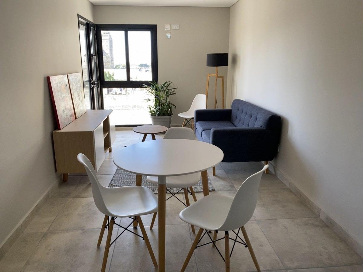 1 dormitorio con terraza exclusiva - barrio pichincha - a estrenar!!