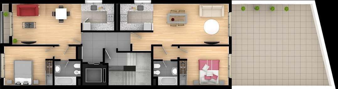 1 dormitorio de oportunidad y calidad