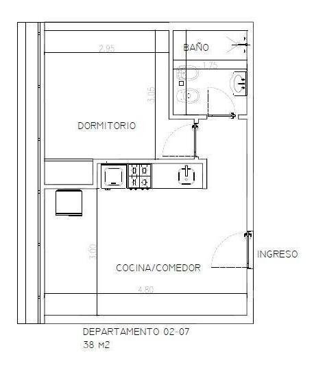 1 dormitorio en casona remodelada