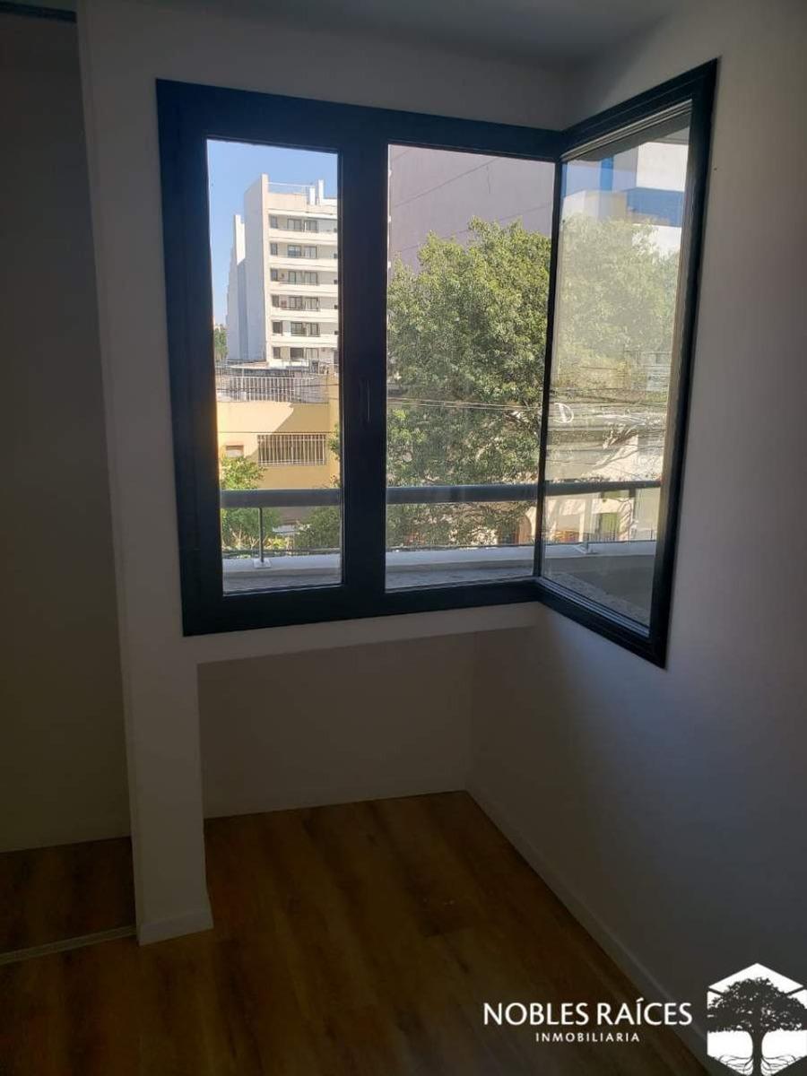 1 dormitorio en general paz a estrenar a una cuadra de la plaza