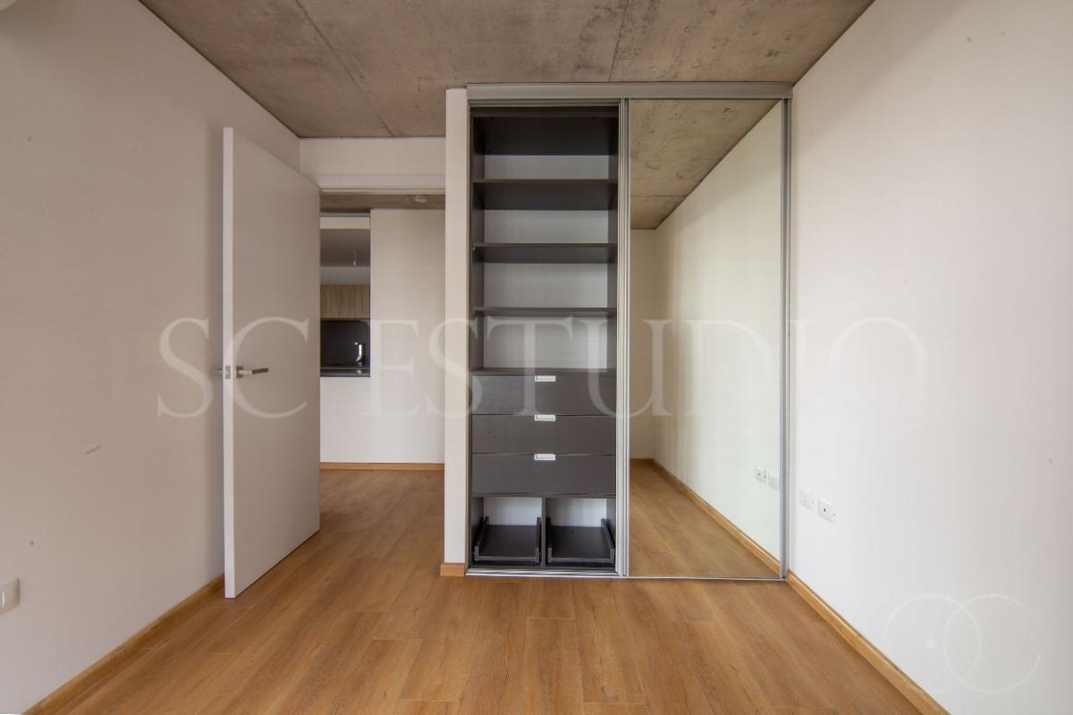 1 dormitorio excelente renta