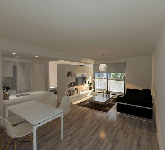 1 dormitorio | posibilidad de cochera
