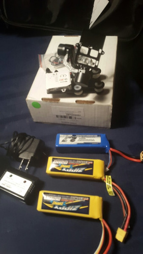 1 drone quanum nova con gps