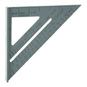 1 Escuadra De Aluminio Para Carpintería De 7 P Envío Gratis