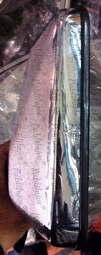 1 espejo cromado toyota caravaca 4.5 repuesto genérico nuevo