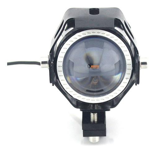 1 exploradora ojo de angel mini m7 3000lm alta/baja/strober