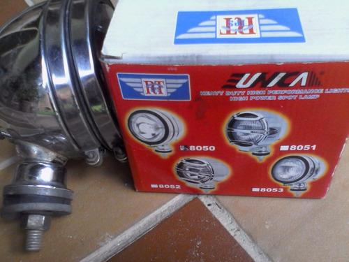 1 faro auxiliar universal para vehiculos precio xvidrio roto