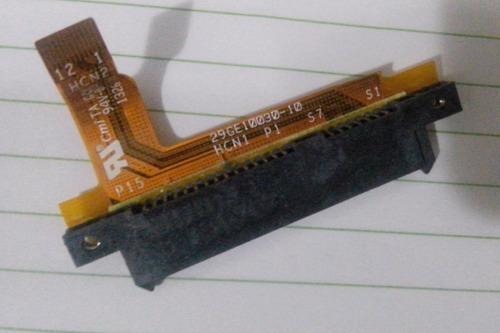 1 flex para disco duro sata 2.5  compatibl letras rojas-azul