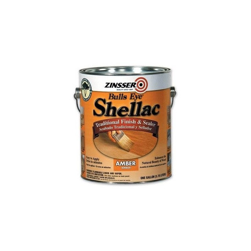 1 gallon bulls eye® shellac [set of 2]