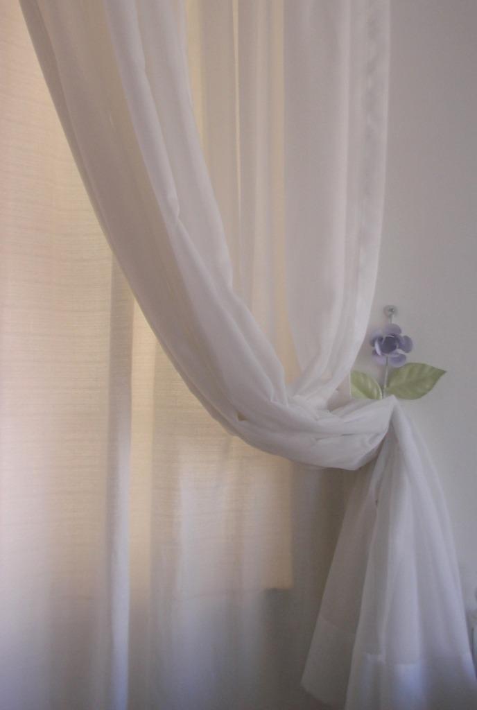 1 gancho flor luxo cortina reposteiro rosas cabideiro for Gancho para cortina