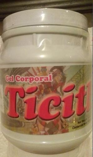 1 gel corporal ticitl (original)