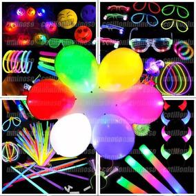 Numero 1 Grande Luminoso Decoración Para Fiestas Globos