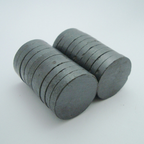 1 imán ferrita 25mm x 4mm biomagnetismo ideal para cara xto